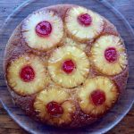 GF Pineapple Cake is a Pineapple Upside Down Cake made with gluten free flour. But there's a trick to getting it right.