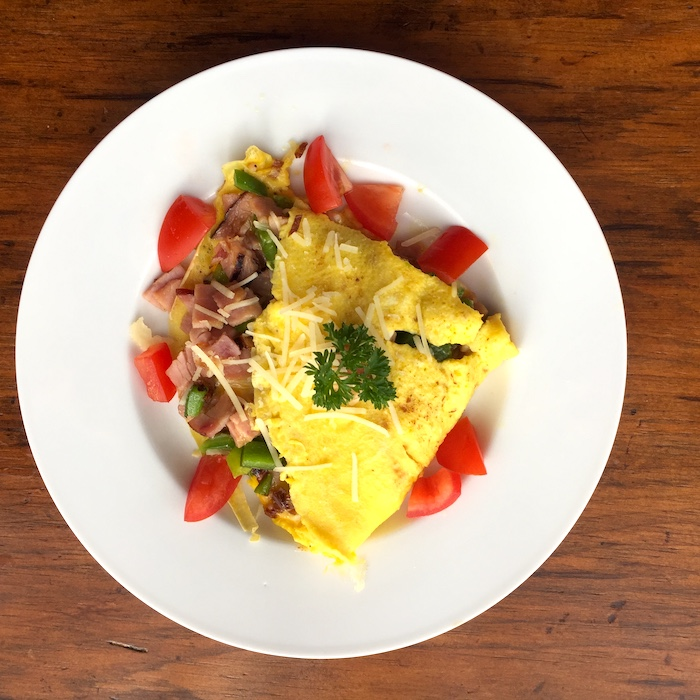 What's the difference between a Western Omelet and a Denver Omelet? Just the name.