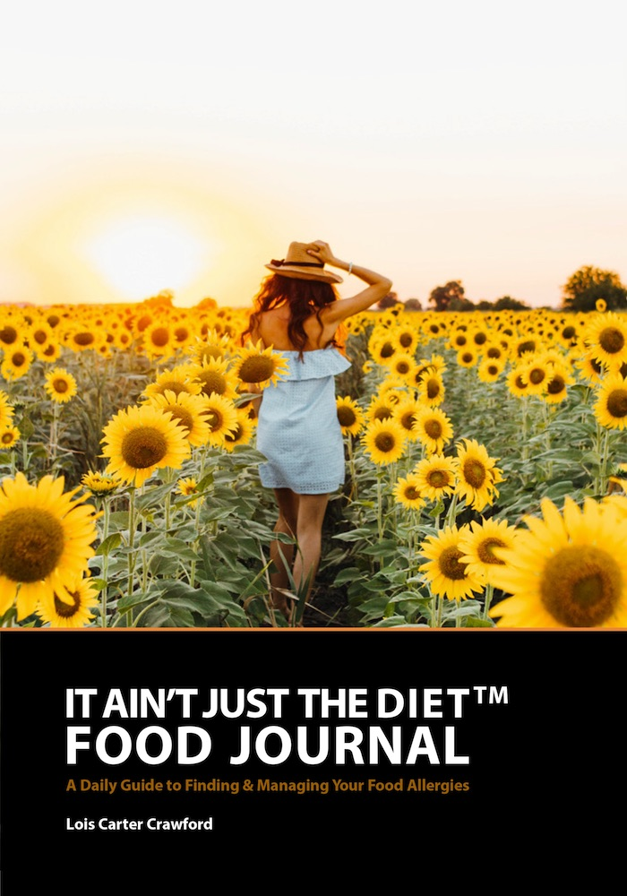 It Ain't Just the Diet Food Journal