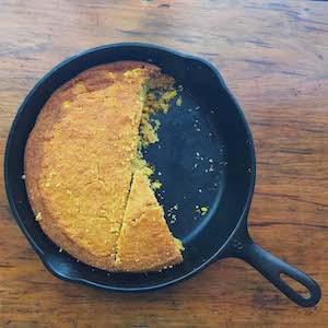 Cornbread (Flourless)