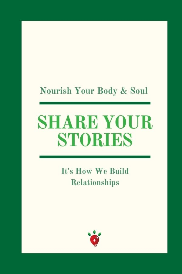 Share Your Stories #ShareYourStories #NourishYourBodyAndSoul #Nourish #HealthyTwist #Health #RecipeIdeaShop