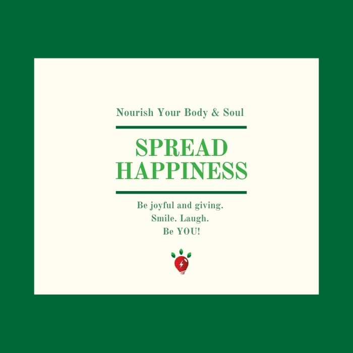 Spread Happiness to others