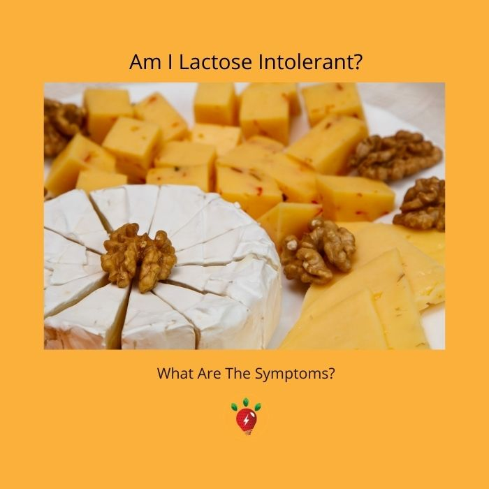 Am I lactose intolerant? Is dairy a problem for you?
