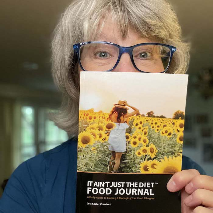 Did you get your It Ain't Just The Diet Food Journal yet?